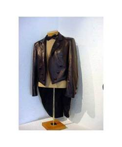 Leather Tailcoat