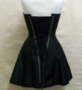 blackdressback