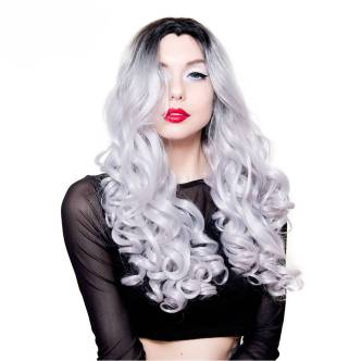 curly-dark-roots-lace-front-wig