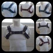 stitched-leather-bulldog-harness