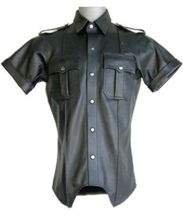 leather-highway-patrol-shirt