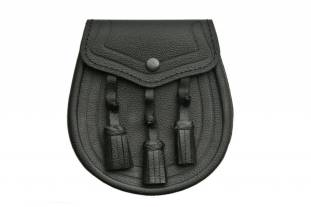 leather-sporran