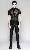 mesh-zip-shirt-w-chains