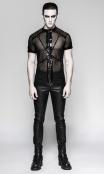 mesh-zip-shirt-w-chains