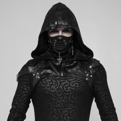 hooded-mask-harness